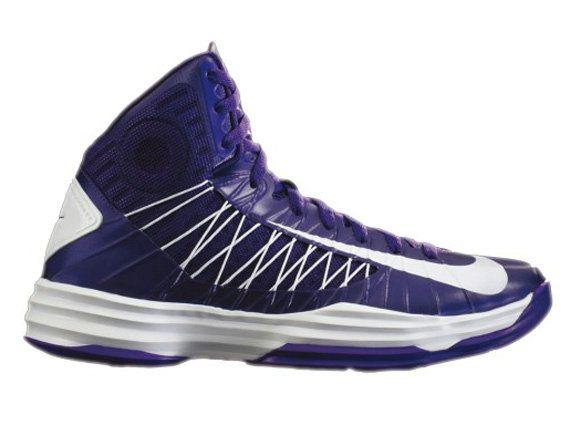 low priced dd3ea f84cb Hyperdunk 2012 for Women Nike Hyperdunk Womens 2012 Court Purple White  524882 500 .Nice ! 50% Off !!