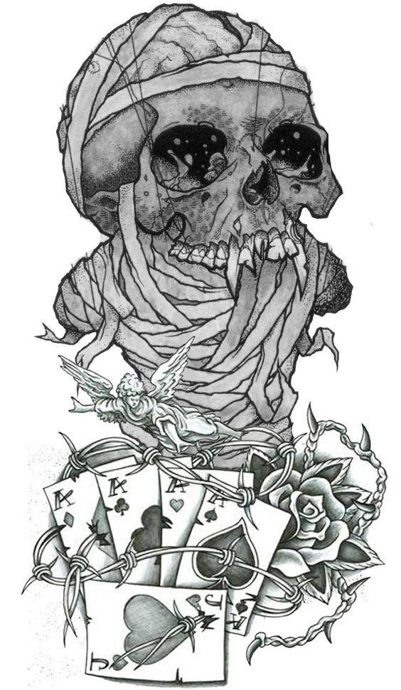 One Pushead Metallica Half Sleeve Tattoo Metallica Art Rock Poster Art