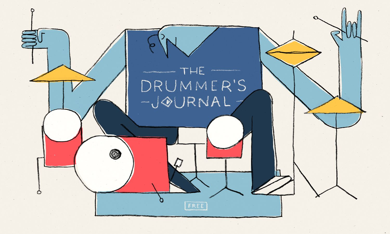 The Drummer\'s Journal — Something Savage   Inspiration ...