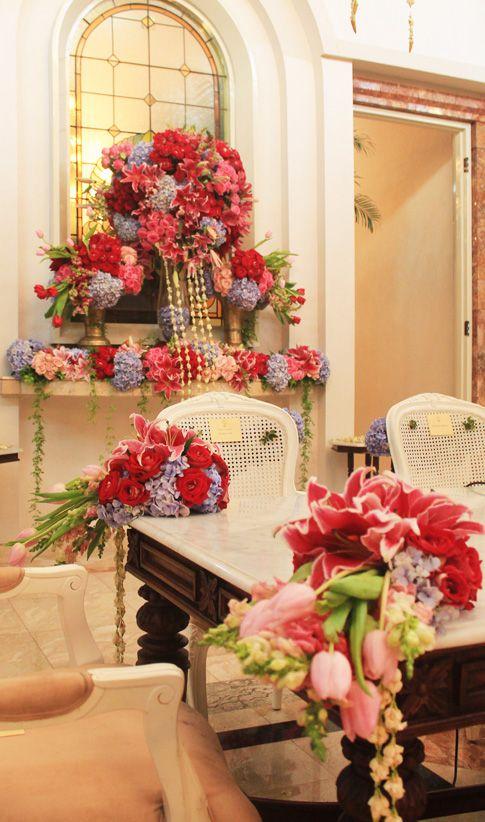 Akadnikah Simplicity Mawarprada Warm Dekorasi