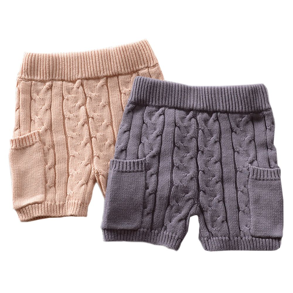 So Cute Baby Girl Knitted Pants, Pretty Infant Girl Knitwear Bottoms ...
