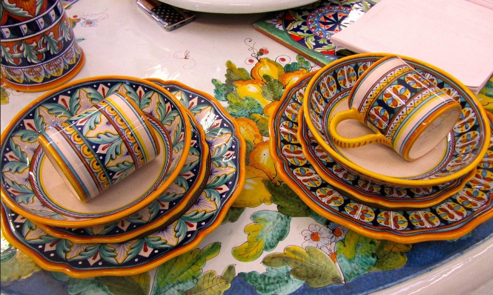 Pascal Ravello Ceramics Plates | The beautiful patterns on my dinnerware! & Pascal Ravello Ceramics Plates | The beautiful patterns on my ...