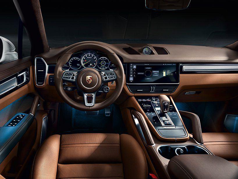2020 Porsche Cayenne Family Turn Green With Electric Hybrid Models Cayenne Turbo Porsche Cayenne Porsche Cayenne Interior