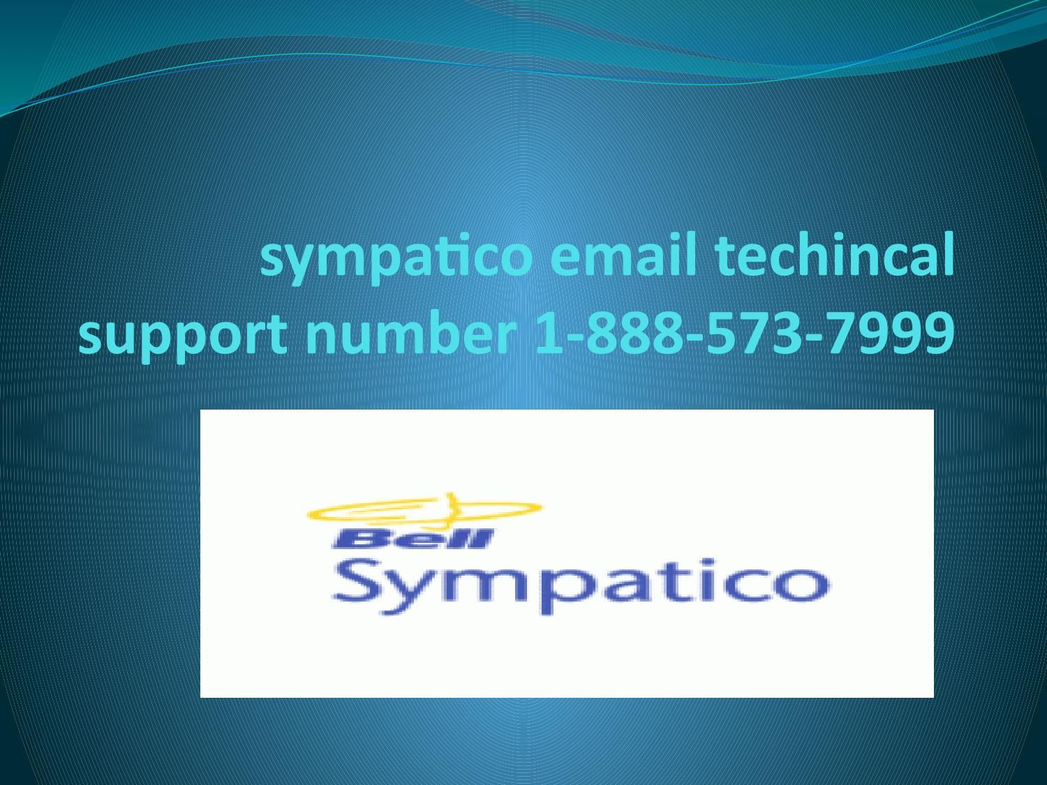 18885737999 Sympatico email technical support