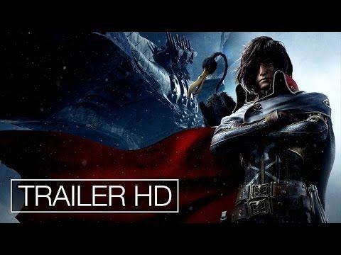 #capitanharlock #capitanharlock3d #trailer #trailerufficiale