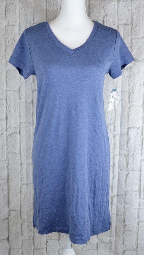 5efe859e3 Jockey Sleepwear Nightgown Nightdress PJ Sleepwear Nightie Pajama Chambray  Small  Jockey  SleepwearNightgownNightdressSleepwearNightie  Everyday