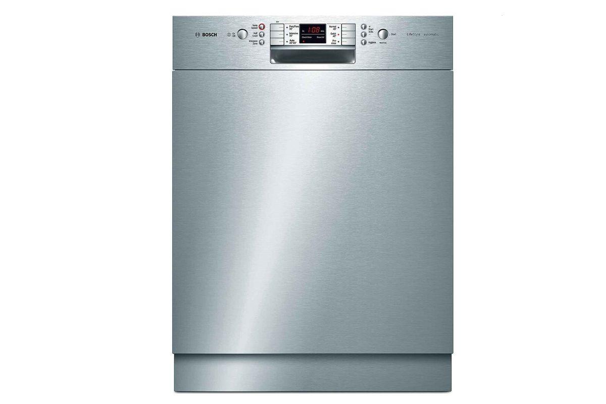David Jones Kitchen Appliances Whiteware Dishwashers Bosch 15 Place Setting Dishwasher