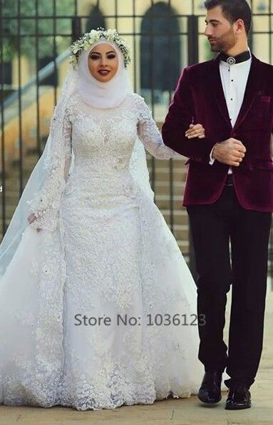 Cheap Bridal Gown Buy Quality High Neck Gowns Directly From China Sheath Wedding Dress Suppliers Elegant Long Sleeves Lace Dresses