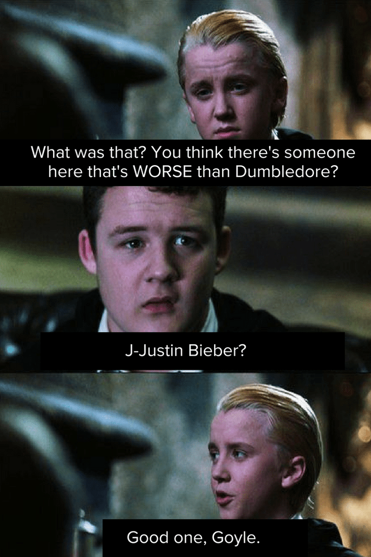 Insanely Funny Harry Potter Memes Will Knock You Down From A Broom Ride Swish Today Harry Potter Quotes Funny Harry Potter Jokes Harry Potter Puns