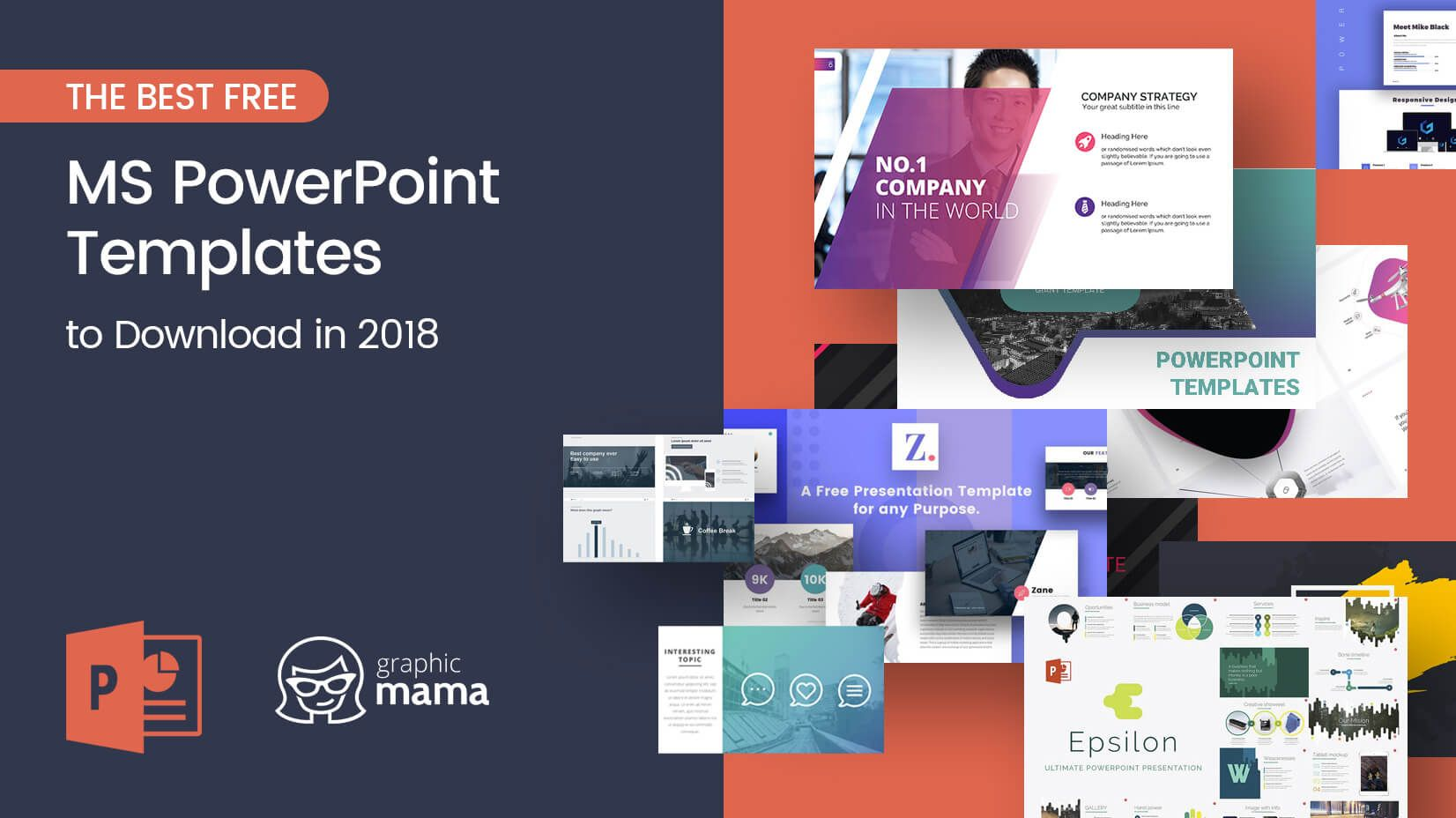 The Best Free Powerpoint Templates To Download In 2018 Blog Posts