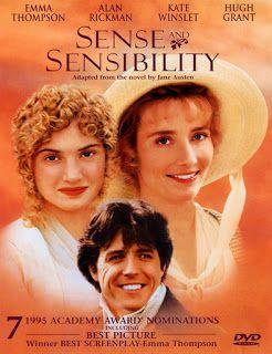 1995 Sense And Sensibility Sensatez Y Sentimientos Alan Rickman Sensatez Y Sentimientos Cine Y Literatura Poster De Peliculas