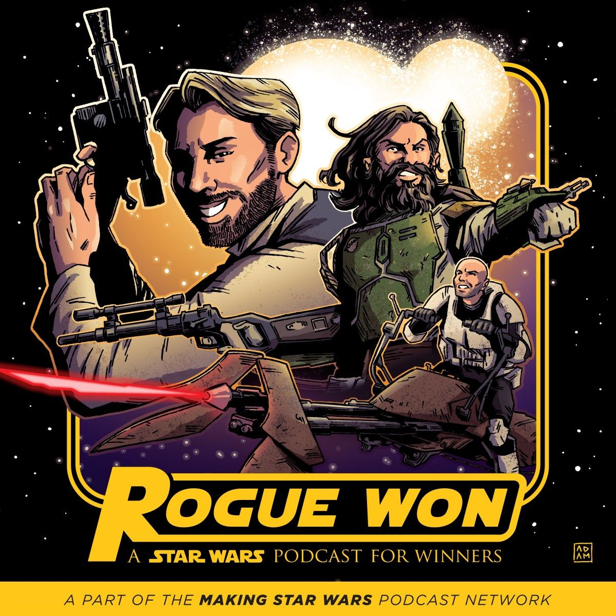 Rogue Won A Star Wars Podcast for Winners Episode 153