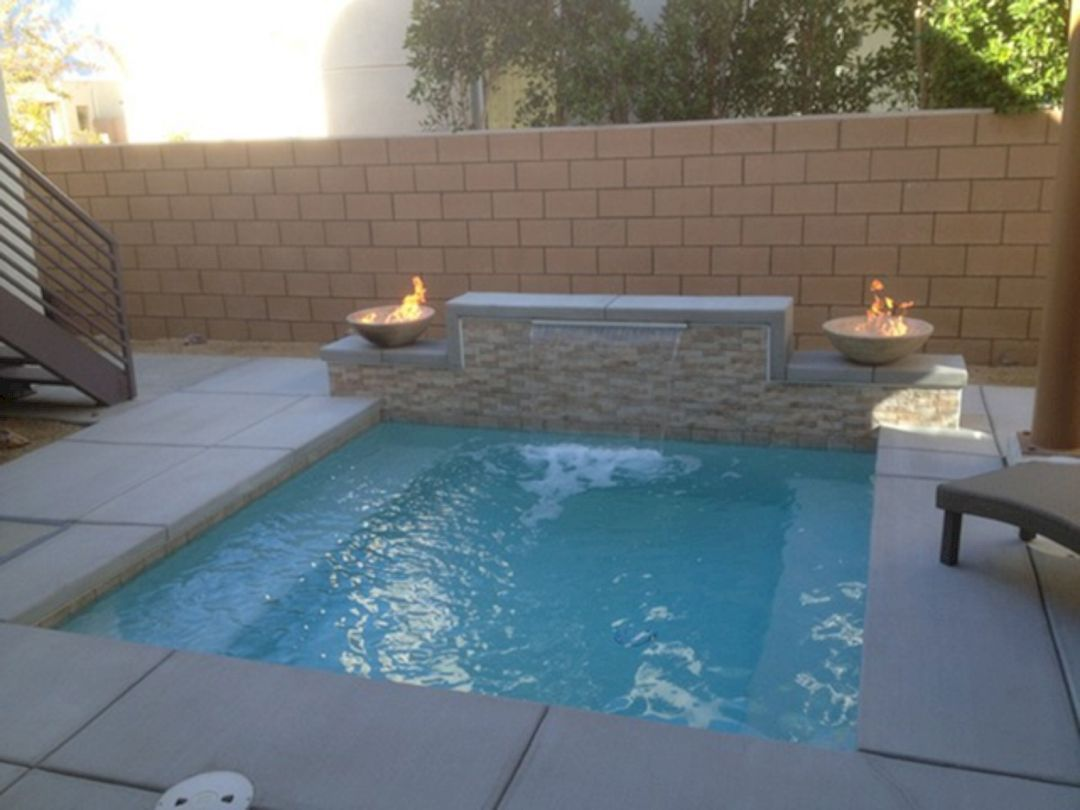 Coolest small pool ideas with 9 basic preparation tips for Pool design tips