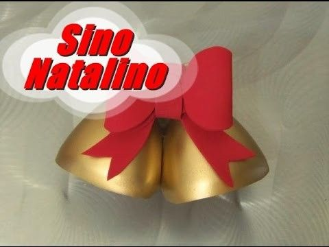 DIY.: Sino natalino - Recycled Art