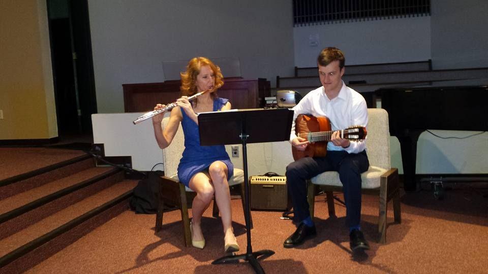 Sosco Performs Wedding Music At The First Church Scottsdale Az Weddings
