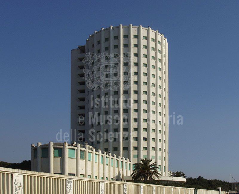 Colonia marina edoardo agnelli torre fiat ubicata all - Bagno gino igea marina ...