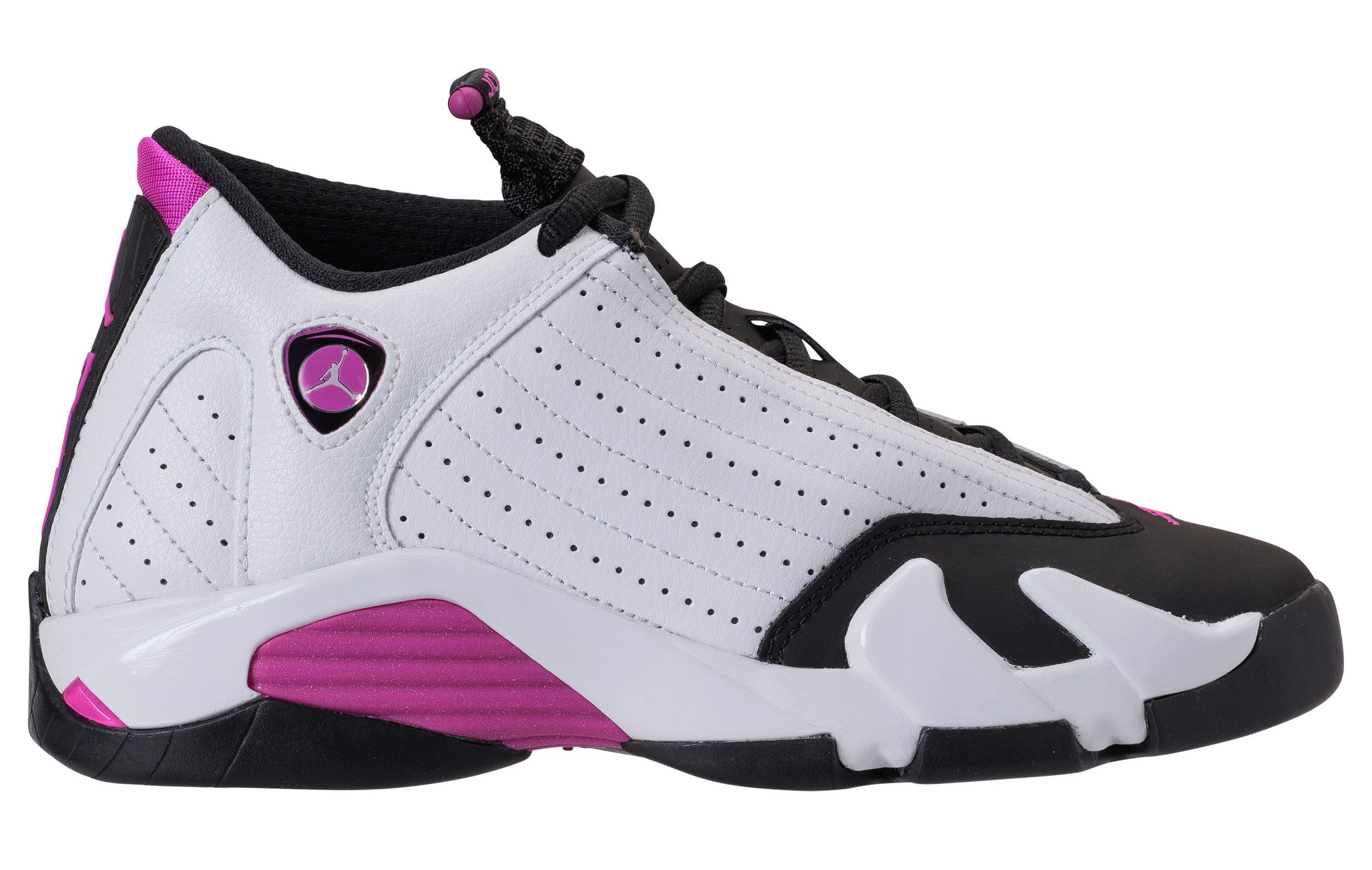 046da8371f640c Air Jordan 14 GS Fuchsia Blast Arriving This Month • KicksOnFire.com