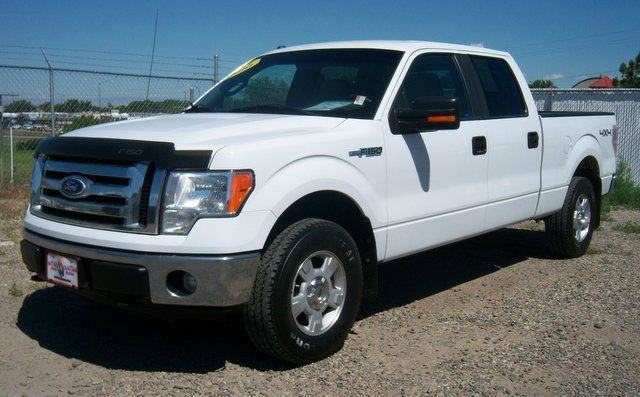 2010 Ford F 150 Xlt 4wd Super Crew 96 521 Miles