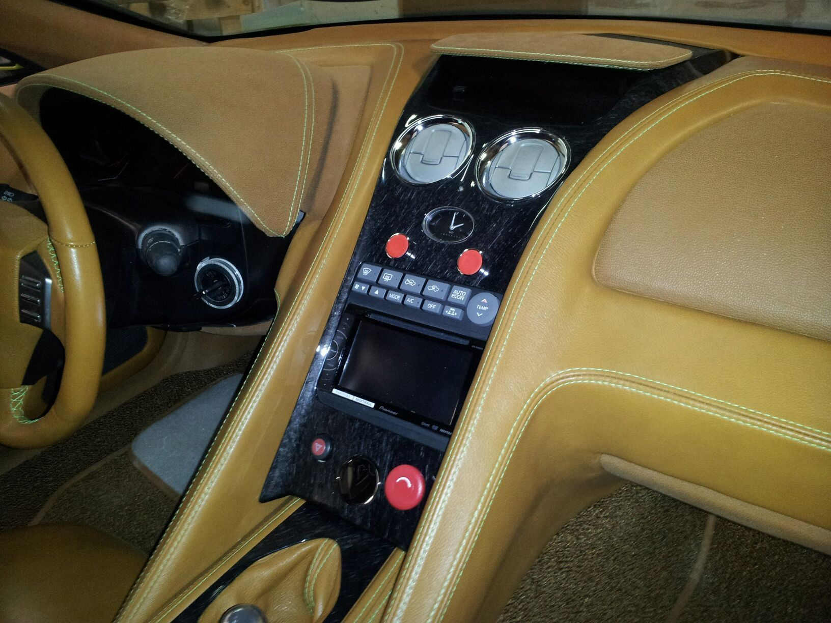 Infinity G35 Vaydor Interior Vaydor G35 Kit Cars Super Cars
