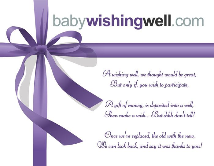 Baby Shower Wishing List Invites Baby Shower Wishing Well Images