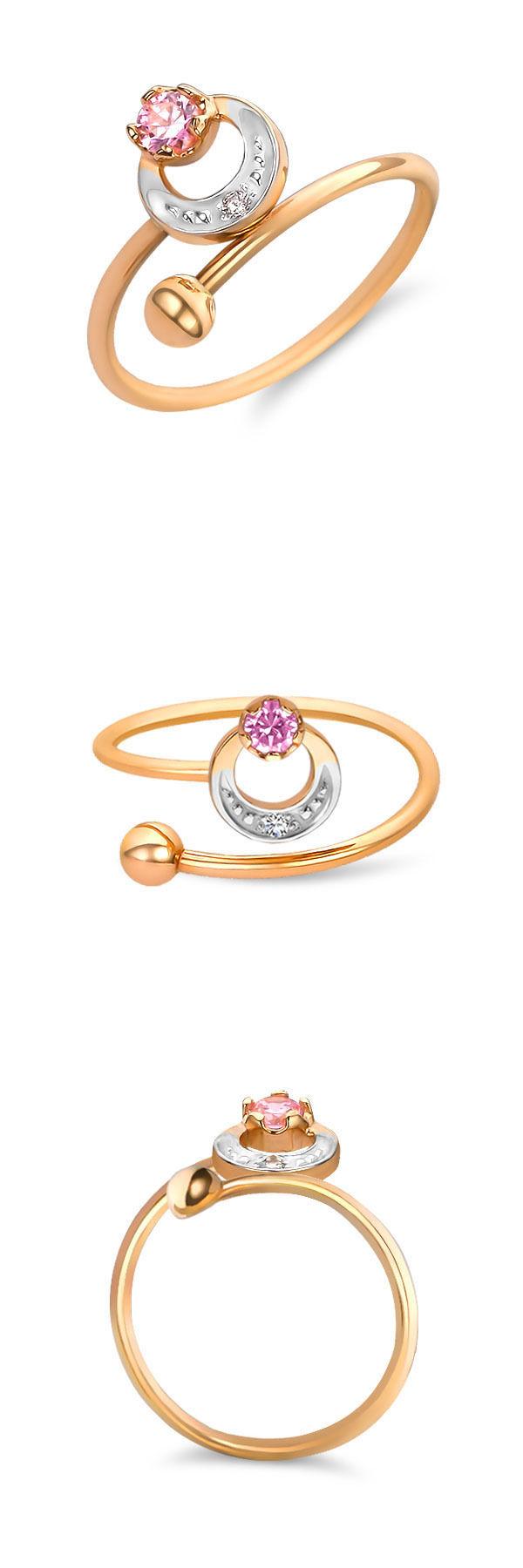 Rings 98477: Childrens 14K Gold Ring | Newborn Girl Jewelry | Baby ...