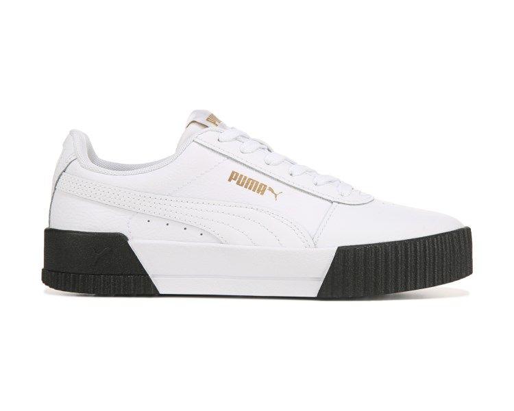 Puma Carina Court Sneaker White/Black