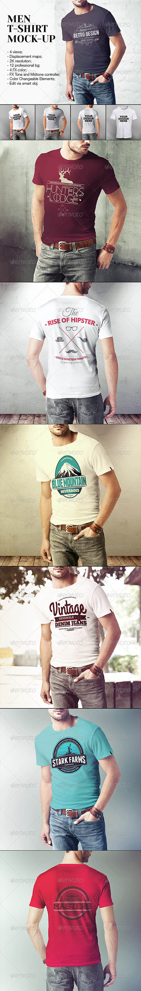 Download Men T Shirt Mock Up 7876525 Free Special Gfx Posts Vectors Aep Projects Psd Web Templates Photoshop Design Fashion Design Template Graphic Design Mockup