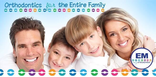 Orthodontic For The Entire Family Dental