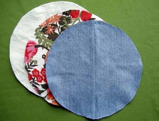 calça jeans reciclar tutorial cesto-4