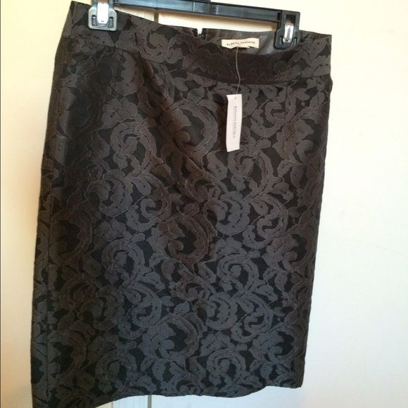 Skirt New. Banana Republic Maxi Skirt with floral design Banana Republic Skirts Maxi