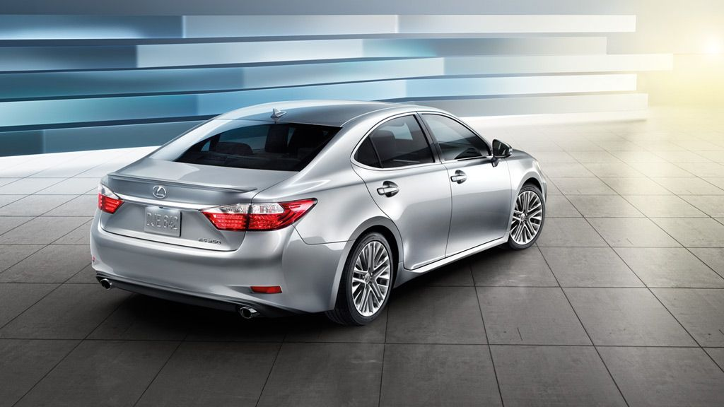 2013 Lexus ES 350 TRAINS PLANES AUTOMOBILES Pinterest