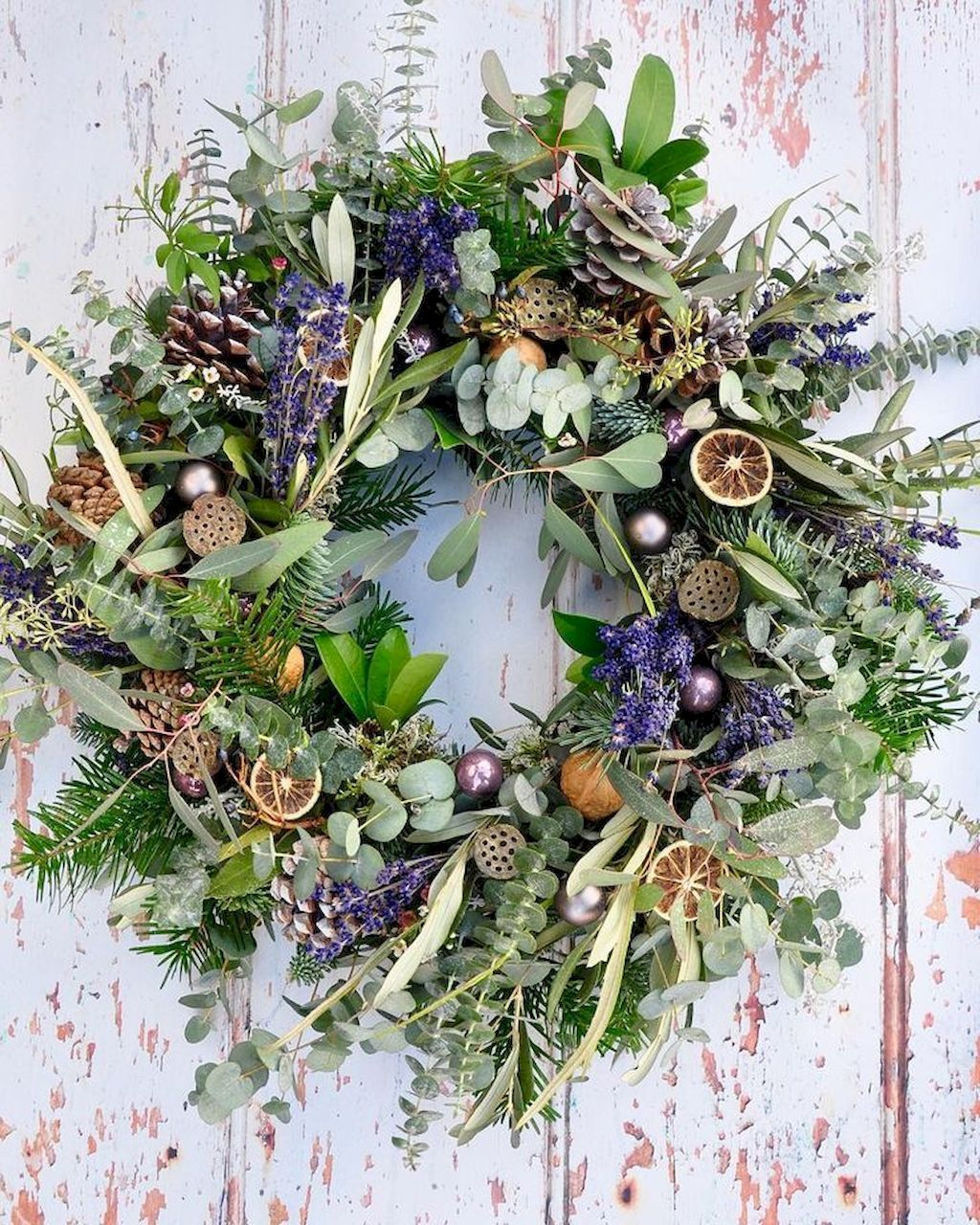 70 Fresh And Beautiful Spring Wreath Decor Ideas Diy Spring