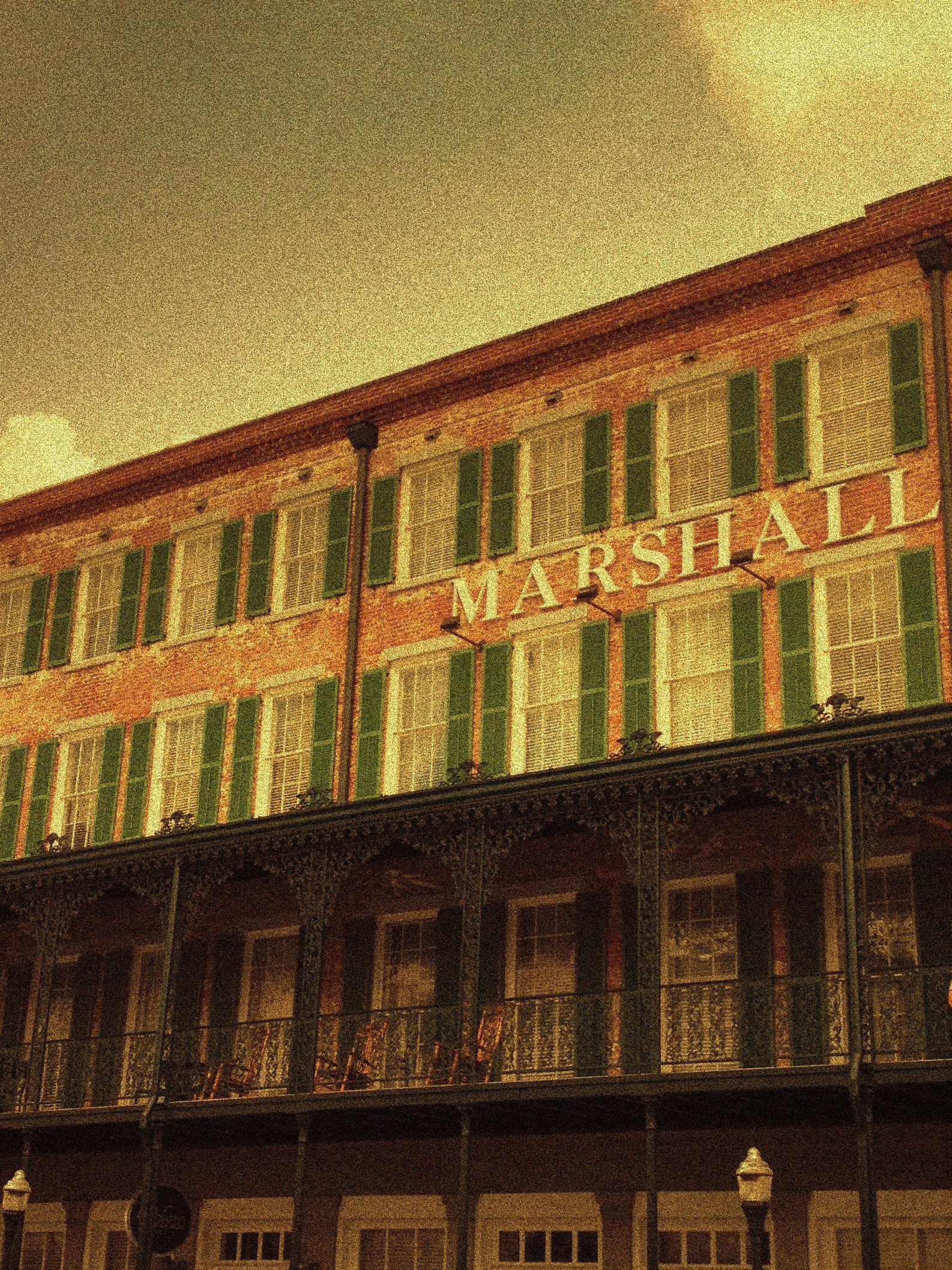 Haunted Hotel In Savannah Marshall House