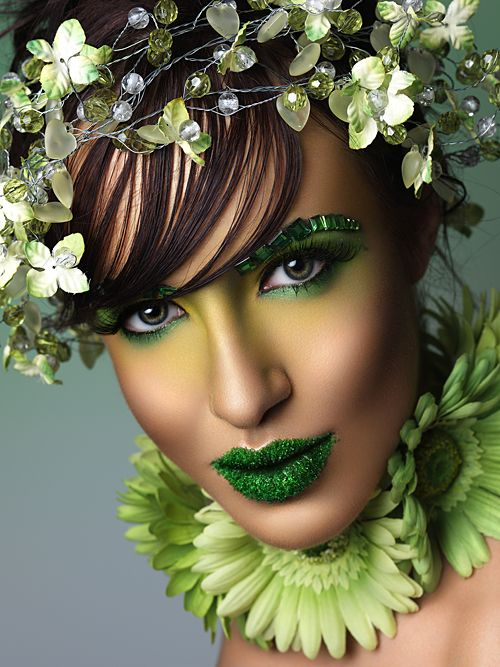 819e804ebf6 Make up Carnevale: idee trucco | Halloween makeup | Makeup, Fantasy ...