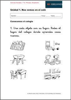 Actividades De Refuerzo Y Ampliación Ciencias Sociales 1º E Primaria Proyecto Superpixépolis Ciencias Sociales Socialismo Blog Educativo