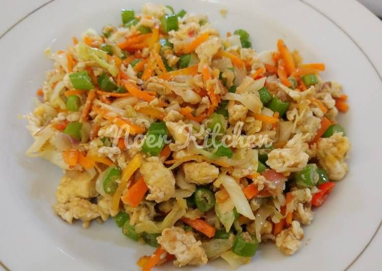 Resep Orak Arik Telur Sayuran Menusehatanak Rabubaru Oleh Fitri Nurjannah Resep Sayuran Masakan Resep