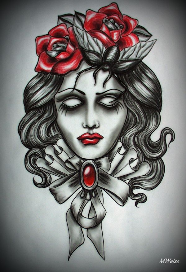Photo of Tattoo Designs by Mariola Weiss   Cuded