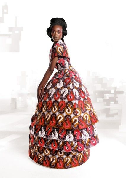 Vlisco Silent Empire 2012