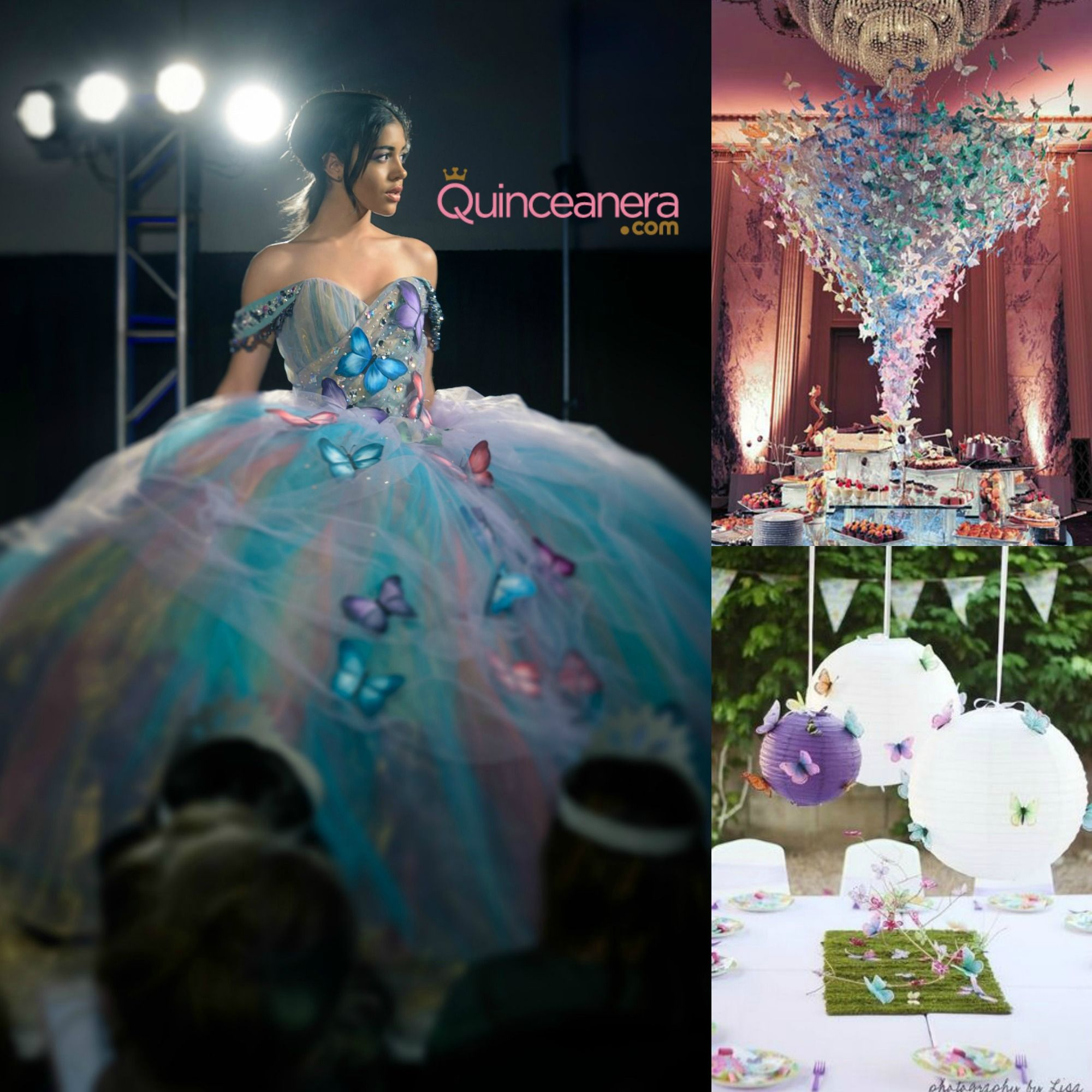 Quince Theme Decorations | Quinceanera Themes ...