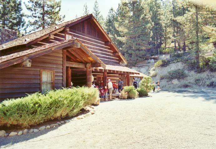 Incline village ponderosa ranch lake tahoe nevada for Ponderosa ranch house plans