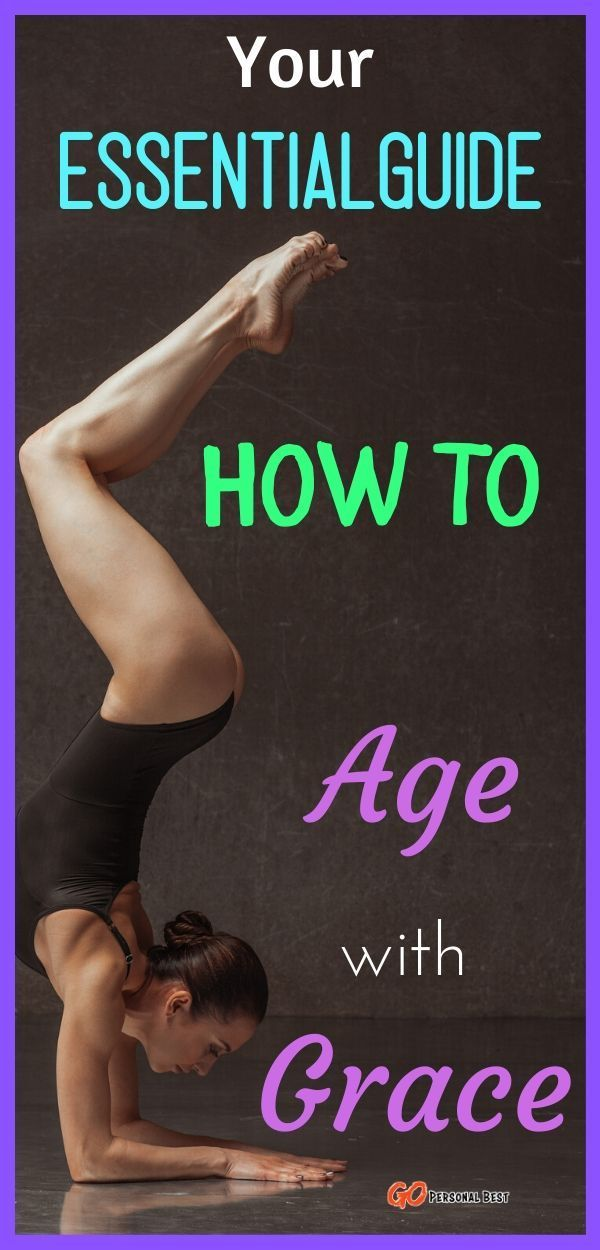how to stop the ageing process