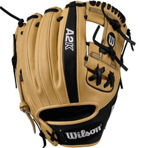 Wilson A2k 1786 I Web 11 5 Infield Baseball Glove Rht Tan Wta2krb171786 Brown Baseball Glove Baseball Gloves