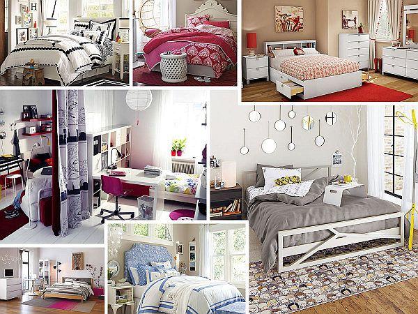 Teenage Girls Bedrooms & Bedding Ideas | Bedroom ideas, Modern ...
