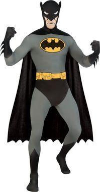 Batman Skin Suit Adult
