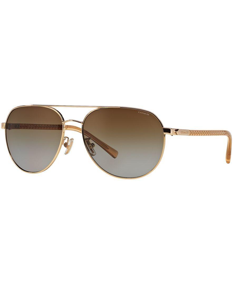 71f96e03675a3 Coach Sunglasses