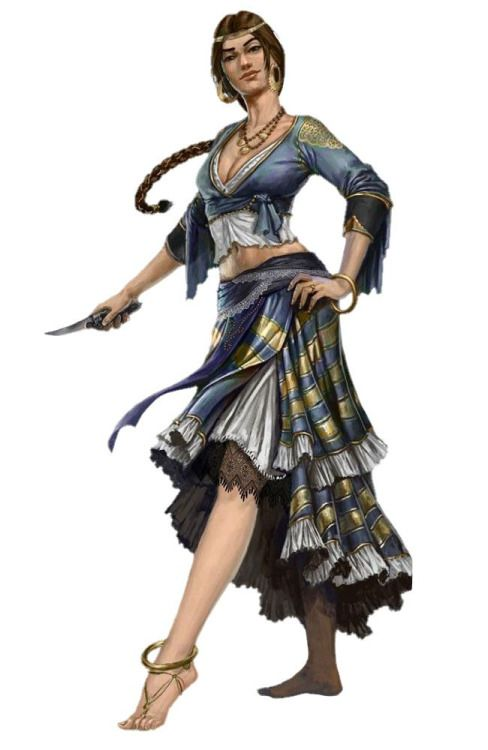Mirela Djuric The Trickster From Assassins Creed Revelations We