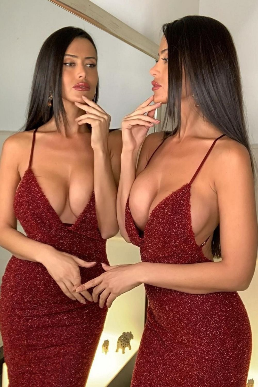 Girl Woman Dress Body Super Short Dress Short Dresses Tight Dresses [ 1500 x 1000 Pixel ]