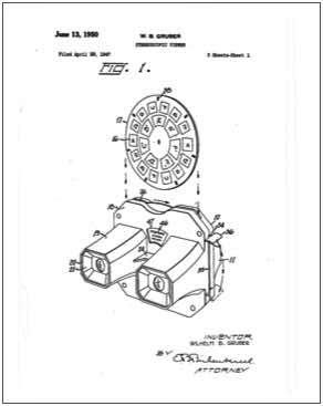 Household Items, Vintage Internet Patent Reproductions