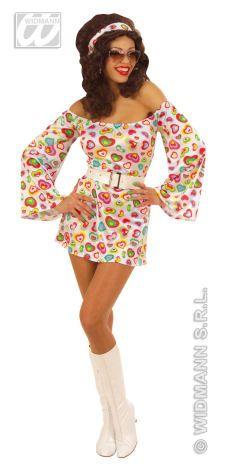 Ladies 70s #Costume - £22.42 // yicey.com  sc 1 st  Pinterest & Ladies 70s #Costume - £22.42 // yicey.com   Back to the 70s ...