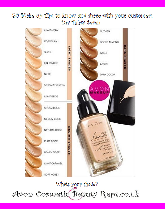 Pin by www.cosmeticbeautyreps.co.uk on make up tips Avon